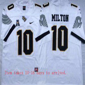 UCF Knights McKenzie Milton Jersey